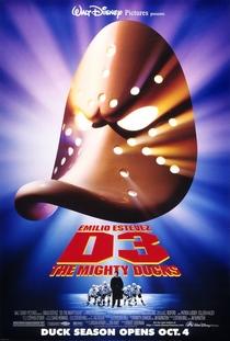 D3: Nós Somos os Campeões - Poster / Capa / Cartaz - Oficial 1