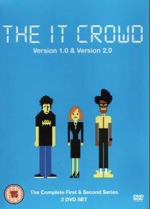 The IT Crowd (2ª Temporada) - Poster / Capa / Cartaz - Oficial 1