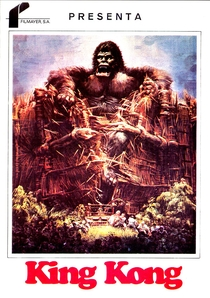 King Kong - Poster / Capa / Cartaz - Oficial 9