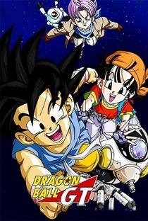 Dragon Ball GT: Saga Viagem Pelo Universo - Poster / Capa / Cartaz - Oficial 3