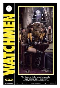 Watchmen: O Filme - Poster / Capa / Cartaz - Oficial 21