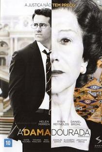 A Dama Dourada - Poster / Capa / Cartaz - Oficial 7