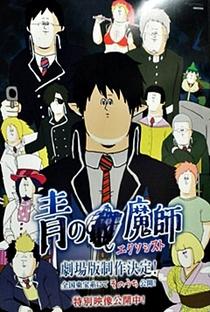 Ao no Exorcist Movie Special - Poster / Capa / Cartaz - Oficial 1
