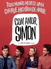 Com Amor, Simon - Poster / Capa / Cartaz - Oficial 2