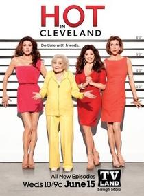No Calor de Cleveland (6ª Temporada) - Poster / Capa / Cartaz - Oficial 2