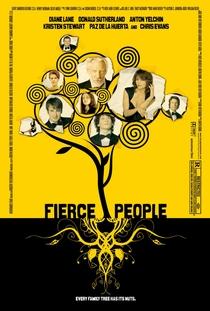 Sociedade Feroz - Poster / Capa / Cartaz - Oficial 1