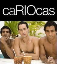 caRIOcas - Poster / Capa / Cartaz - Oficial 2