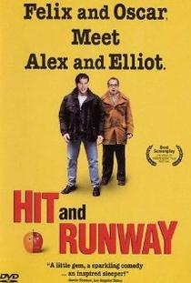 Hit and Runway - Poster / Capa / Cartaz - Oficial 1