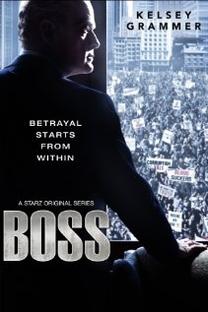 Boss (1ª Temporada) - Poster / Capa / Cartaz - Oficial 1