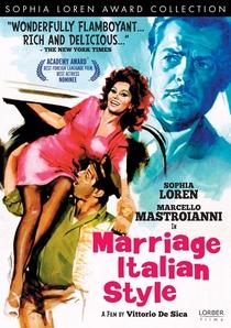 Matrimônio à italiana - Poster / Capa / Cartaz - Oficial 10
