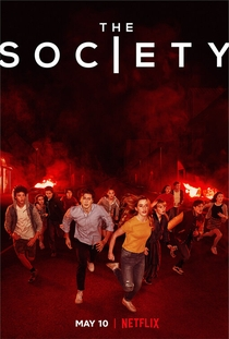 The Society (1ª Temporada) - Poster / Capa / Cartaz - Oficial 1