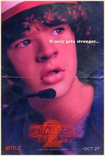 Stranger Things (2ª Temporada) - Poster / Capa / Cartaz - Oficial 8