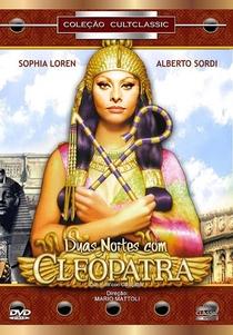 Duas noites com Cleópatra - Poster / Capa / Cartaz - Oficial 2