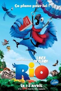 Rio - Poster / Capa / Cartaz - Oficial 10