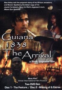 Guiana 1838 - Poster / Capa / Cartaz - Oficial 1