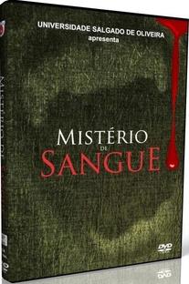 Mistério de Sangue - Poster / Capa / Cartaz - Oficial 1