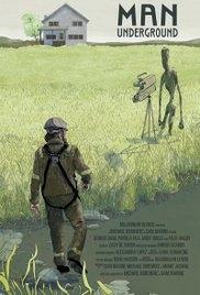 Man Underground - Poster / Capa / Cartaz - Oficial 1