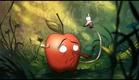 Æblet og Ormen trailer