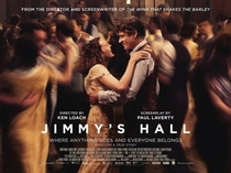 Jimmy's Hall - Poster / Capa / Cartaz - Oficial 2