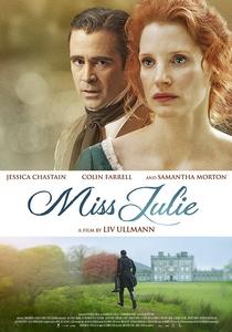 Miss Julie - Poster / Capa / Cartaz - Oficial 3