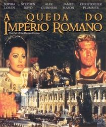 A Queda do Império Romano - Poster / Capa / Cartaz - Oficial 3