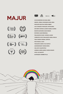 Majur - Poster / Capa / Cartaz - Oficial 2