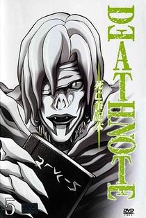 Death Note (1ª Temporada) - Poster / Capa / Cartaz - Oficial 13