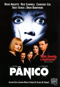 Pânico - Poster / Capa / Cartaz - Oficial 2