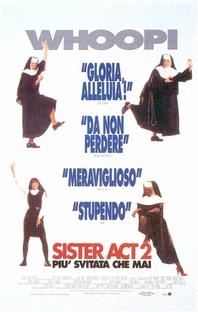 Mudança de Hábito 2: Mais Confusões no Convento - Poster / Capa / Cartaz - Oficial 3