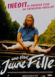 Uma Adolescente de Verdade  - Poster / Capa / Cartaz - Oficial 1