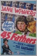 O Clube dos Solteirões (45 Fathers)