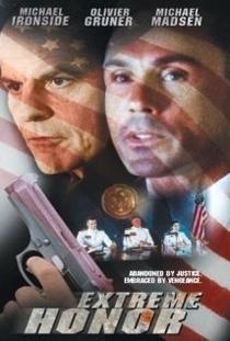 Extreme Honor  - Poster / Capa / Cartaz - Oficial 1