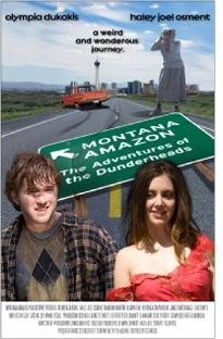 Montana Amazon - Poster / Capa / Cartaz - Oficial 2