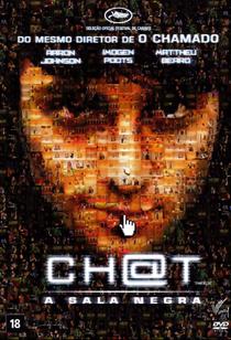 Chat: A Sala Negra - Poster / Capa / Cartaz - Oficial 6