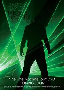 The Time Machine Tour - Poster / Capa / Cartaz - Oficial 1