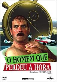 O Homem que Perdeu a Hora - Poster / Capa / Cartaz - Oficial 1