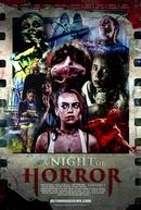 A Night of Horror Volume 1 (A Night of Horror Volume 1)
