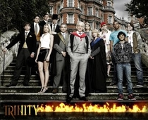 Trinity UK (1ª Temporada) - Poster / Capa / Cartaz - Oficial 1