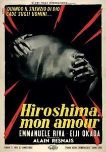 Hiroshima, Meu Amor - Poster / Capa / Cartaz - Oficial 8