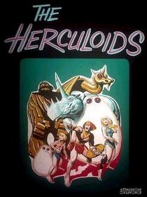 Os Herculóides - Poster / Capa / Cartaz - Oficial 2