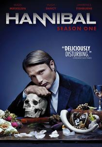 Hannibal (1ª Temporada) - Poster / Capa / Cartaz - Oficial 2