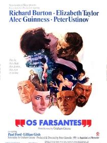 Os Farsantes - Poster / Capa / Cartaz - Oficial 3