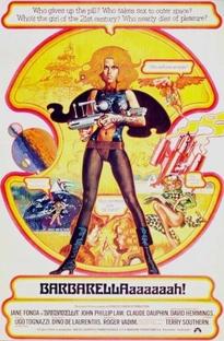 Barbarella - Poster / Capa / Cartaz - Oficial 9