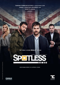 Spotless (2ª Temporada) - Poster / Capa / Cartaz - Oficial 1