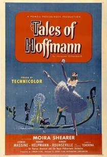 Os Contos de Hoffmann - Poster / Capa / Cartaz - Oficial 4