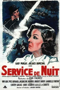 Service de Nuit - Poster / Capa / Cartaz - Oficial 1