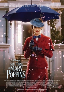 O Retorno de Mary Poppins - Poster / Capa / Cartaz - Oficial 7