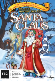 A Verdadeira História do Papai Noel - Poster / Capa / Cartaz - Oficial 1