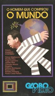 O Homem que Comprou o Mundo - Poster / Capa / Cartaz - Oficial 1