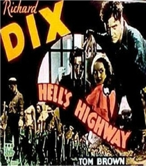 Hell's Highway - Poster / Capa / Cartaz - Oficial 1